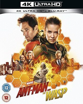 Ant-Man and the Wasp (4K Ultra HD + Blu-ray) [UHD]