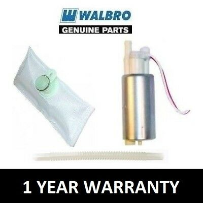 Walbro 300 Lph Fuel Pump Upgrade For Renault Clio 172 / 182 Sport 2.0 2001-2006