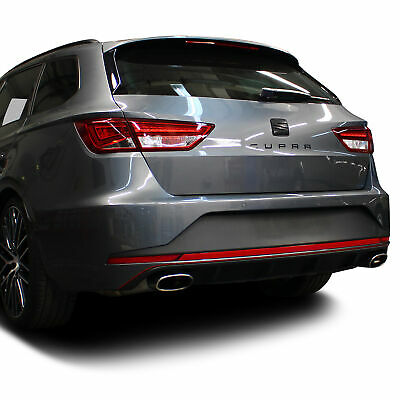 D026 Heckstreifen Red for Seat Leon 5F st Style Cupra Fr Rear Trim Sticker