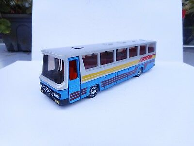 Siku 3417 Man Reisebus - Blue Metallic + Silver 1:50  Nice Condition Rare!!