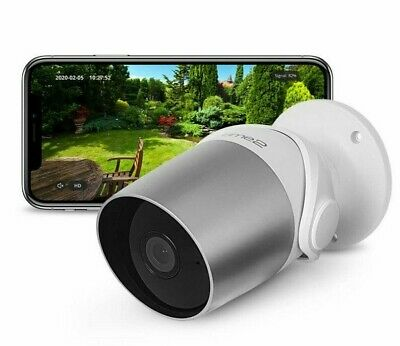 Wireless WIFI IP Camera Outdoor Security Home CCTV System HD IR Night Vision Cam