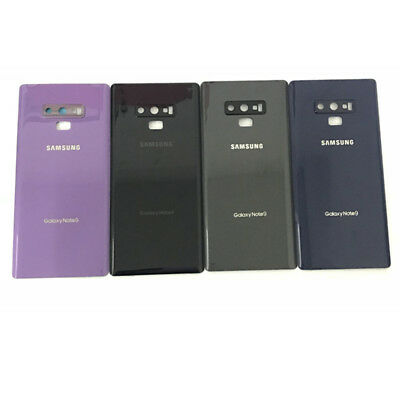 For Samsung Galaxy Note 9 N960 New Battery Cover Glass Housing Rear Back Door US