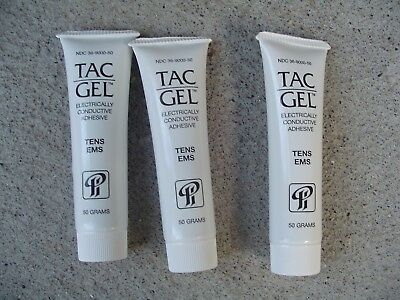 3 Tac Gel Electrically Conductive Adhesive for Tens