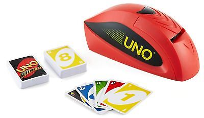 Uno Attack Extreme Electronic Family Card Game