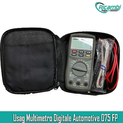 Usag Multimetro Digitale Automotive 075 F