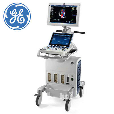 "GE Ultrasound Vivid S70 - 2017 BOX System ONLY - 23"" LCD Monitor XDClear"