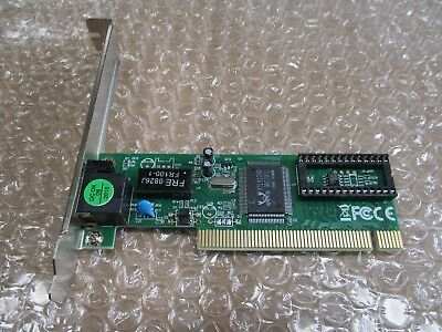 encore 10/100mbps fast ethernet pci adapter driver