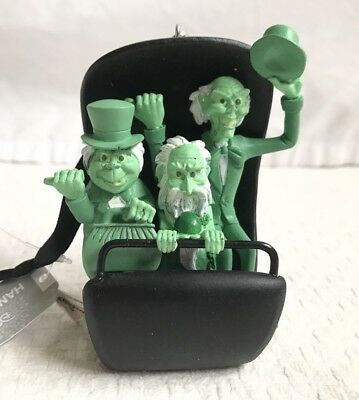 Disney Parks Haunted Mansion Hitchhiking Ghosts Doom Buggy Christmas Ornament
