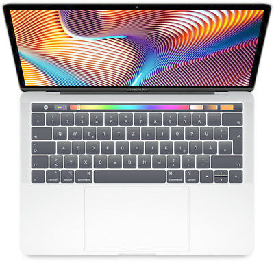 Apple MacBook Pro 13 - Intel i5 2,30GHz(8GB|256GB|TID|silber) 2018