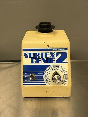 VWR Scientific Vortex Genie 2 Mixer Scientfic Industries G-560 Used Tested