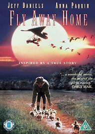 Fly Away Home (DISC ONLY) DVD Family