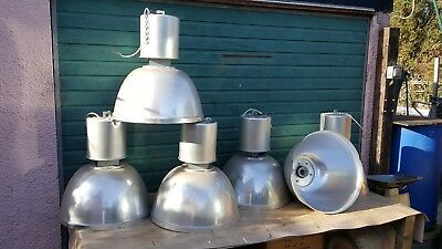 6 big 240v lights Industrial unit farm workshop carnival shed garage MF Taunton