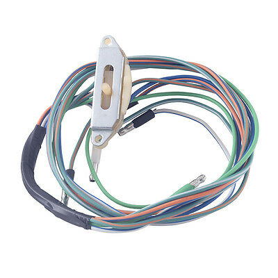 1960-1963 ford & mercury turn signal switch wiring only