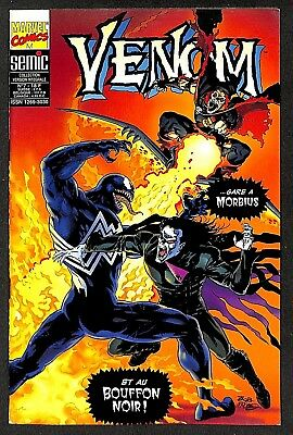 Venom N° 7  -1996 - Neuf - 96 Pages - Semic - Marvel -
