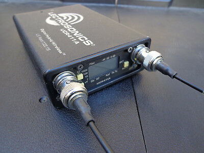 Lectrosonics UCR411A Wireless Receiver - Block 19 - USA legal S/N 12378