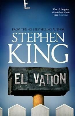 NEW Elevation By Stephen King Hardcover Free Shipping
