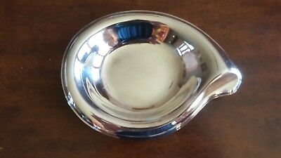 Flair Silverplate Bon Bon Bowl or Candy Dish by 1847 Rogers Bros.