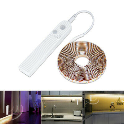 Wireless Motion sensor LED 2835 5050 SMD Night light Bed light LED Strip lamp 5V