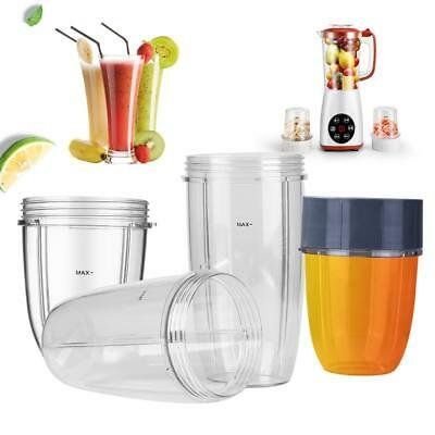 Universal Mixer Cups Mug Cup Best Replacement Parts for Nutribullet 18/24/32OZ