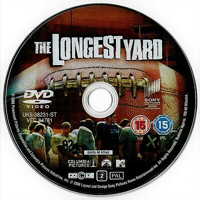 The Longest Yard (DISC ONLY) DVD Comedy