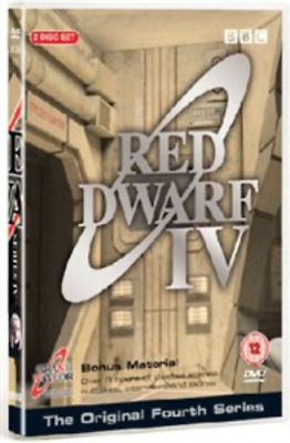 Chris Barrie, Craig Charles-Red Dwarf: Series 4 (UK IMPORT) DVD NEW