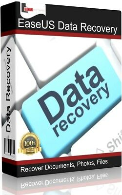 EaseUS Data Recovery Pro | Full Version v5.85.5 | Recover Data from Hard Drive