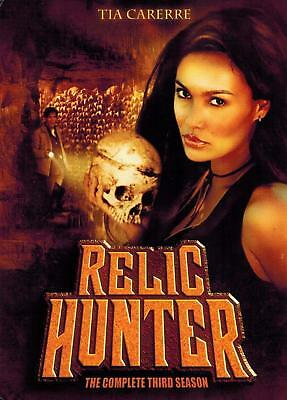 NEW - Relic Hunter: The Complete Third Season