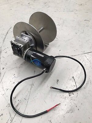 Savwinch 1500W Drum Winch