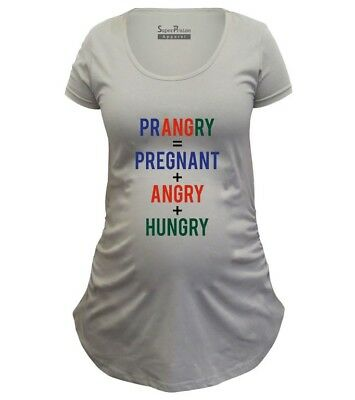 e8878cac9 Pregnancy Shirts Maternity T shirts Tunic Clothes Prangry Pregnant Hungry  Angry