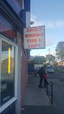 Award Winning Chip Shop Sheffield S6