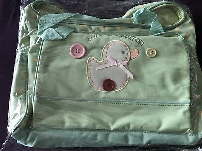 10 Brand New Baby Changing Bags Joblot