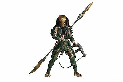 "Predator - 7"" Scale Action Figure - Series 18 - Broken Tusk Predator - NECA"