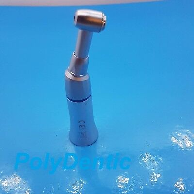 Dental Push Button Slow Low Speed Contra Angle Handpiece Φ2.35 E-type