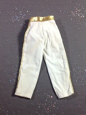 Glitter n Gold Rio Jem and the Holograms Doll Pants Hasbro 1980s