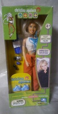 Christina Aguilera Official Fashion Doll Characters. Yaboom.
