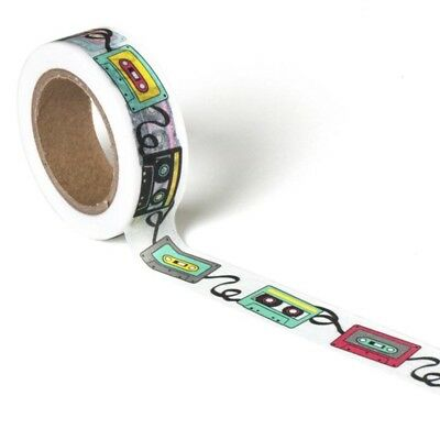 Washi Tape Mixtape By Smarty Pants Paper Co 15Mm X 10Mtr Planner Craft Mail Art