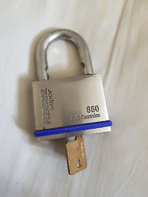 Federal super 860 heavy duty padlock