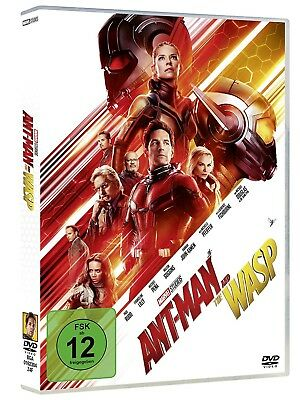 Ant-Man and the Wasp  DVD | Film | VÖ 29. November 2018