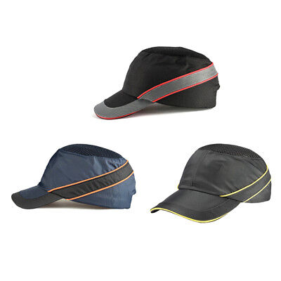 Bump Cap Work Safety Helmet Summer Breathable Security Anti-impact Helmet FG