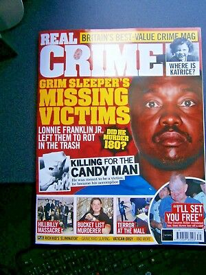 Real Crime Magazine Issue 39 (new) 2018