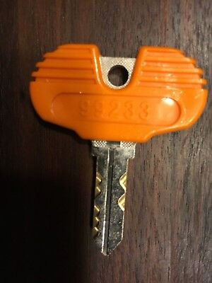 Oem Pachislo Slot Machine Electrocoin Door Key # 99233