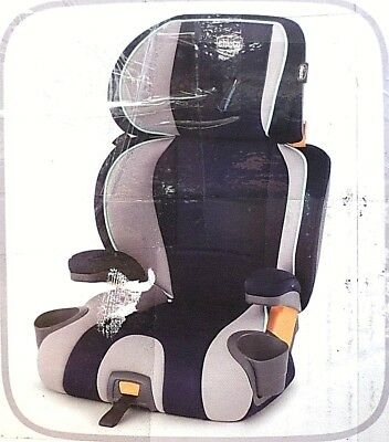 Booster Car Seat Chicco 2 in 1 Belt Positioning Two Cup Holders in Wimbledon