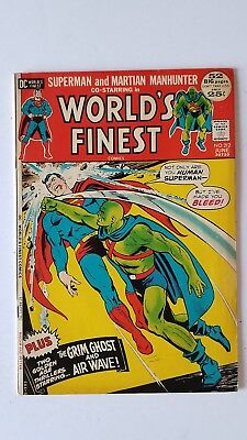 World's Finest #212 (1972 DC) Fine-