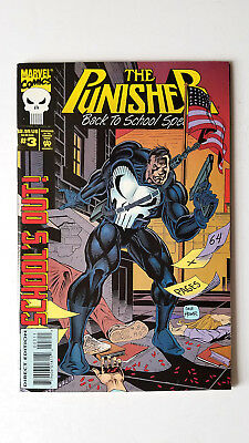 Punisher Back to School Special #3 (1994 Marvel) VF/NM