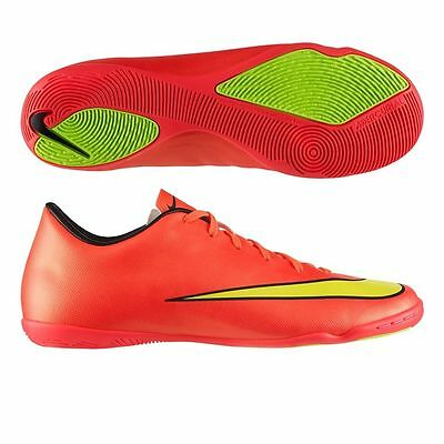 finest selection 9935f d3f78 Nike Mercurial Victory V Ic Intérieur Football CR7 Chaussures Hyper Punch