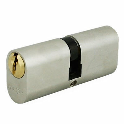 Maxus Pro 6 Pin Double Oval Cylinders 30/30 60mm