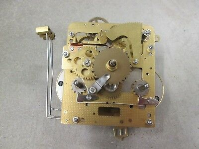 Hermle Time & Strike Bim Bam Calendar Wall Clock Movement 141-030 43cm Working