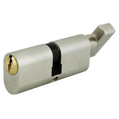 Maxus Pro 6 Pin Oval Thumbturn Cylinders 30/30 60mm