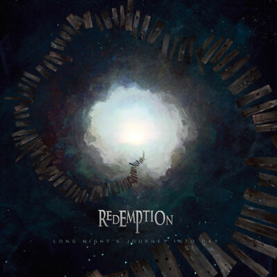 REDEMPTION - Long Night's Journey Into Day BLUE/GREEN 2-VINYL