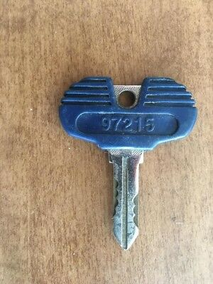 Oem Pachislo Slot Machine Electrocoin Door Key # 97215